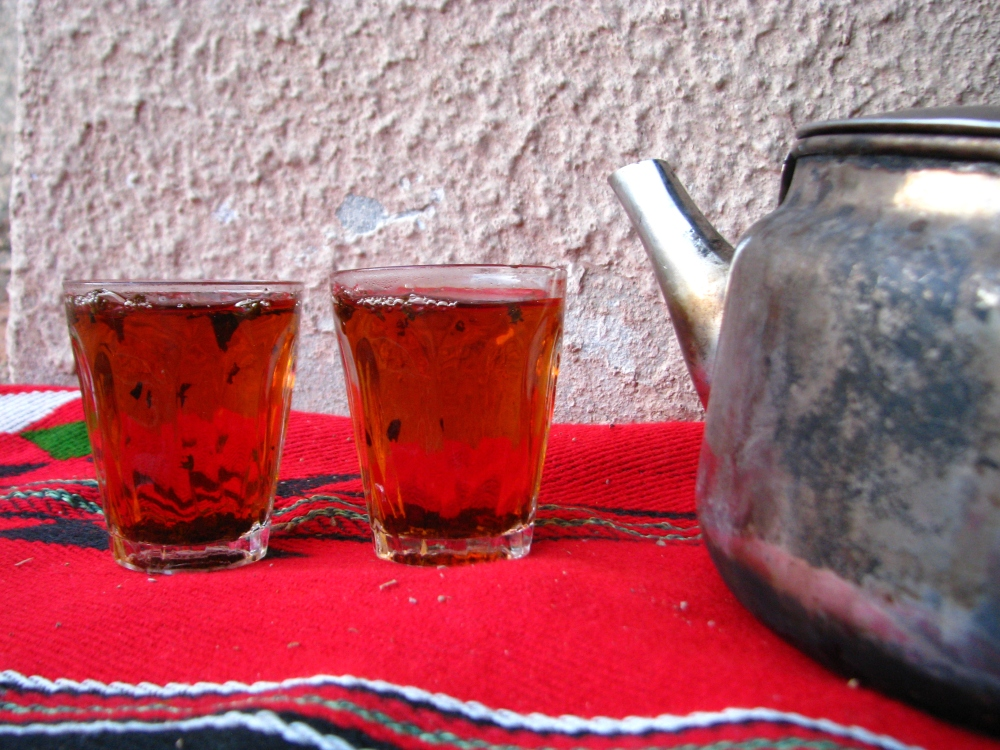 Bedouin Tea